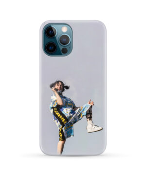 Billie Eilish Concert for Simple iPhone 12 Pro Max Case Cover
