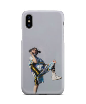 Billie Eilish Concert for Trendy iPhone X / XS Case Cover