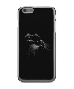 Black Cat for Personalised iPhone 6 Plus Case