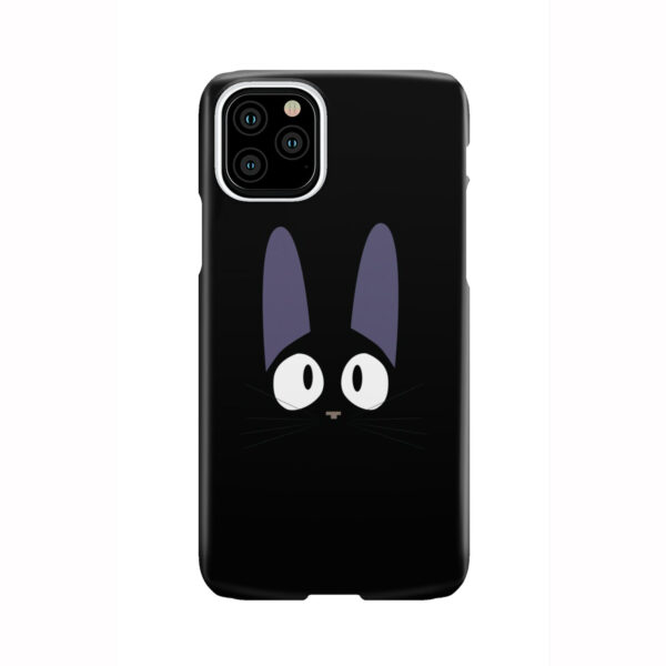 Black Jiji Cat Anime Kiki's Delivery Service for Cool iPhone 11 Pro Case Cover
