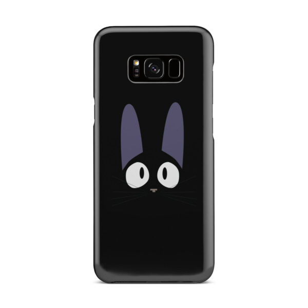 Black Jiji Cat Anime Kiki's Delivery Service for Customized Samsung Galaxy S8 Plus Case Cover