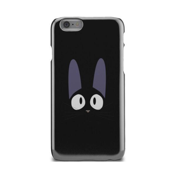 Black Jiji Cat Anime Kiki's Delivery Service for Nice iPhone 6 Case