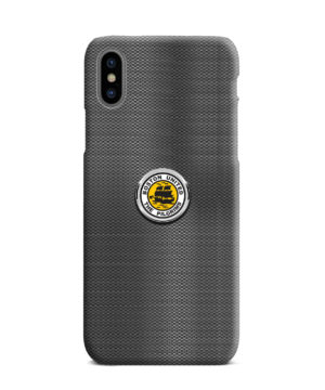 Boston United Football Club Logo for Beautiful iPhone XS Max Case