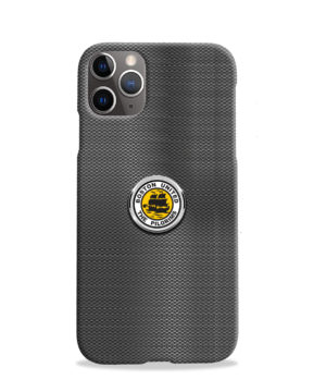 Boston United Football Club Logo for Best iPhone 11 Pro Case