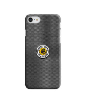 Boston United Football Club Logo for Premium iPhone SE (2020) Case Cover