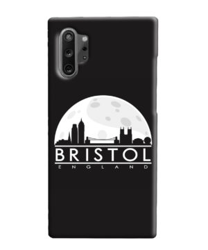 Bristol Night Sky for Cool Samsung Galaxy Note 10 Plus Case Cover