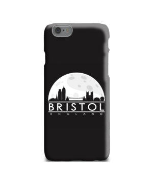 Bristol Night Sky for Custom iPhone 6 Case