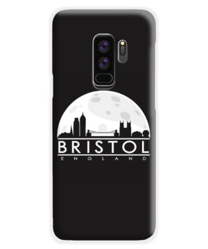 Bristol Night Sky for Cute Samsung Galaxy S9 Plus Case Cover