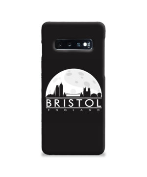 Bristol Night Sky for Personalised Samsung Galaxy S10 Case Cover