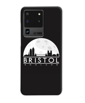 Bristol Night Sky for Premium Samsung Galaxy S20 Ultra Case Cover