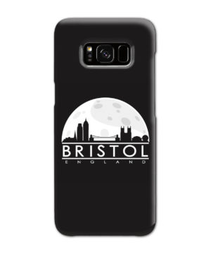 Bristol Night Sky for Premium Samsung Galaxy S8 Case Cover