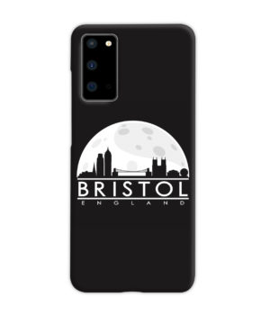 Bristol Night Sky for Stylish Samsung Galaxy S20 Case Cover