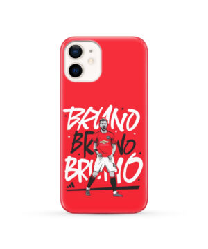 Bruno Fernandes Celebration Man UTD for Beautiful iPhone 12 Case Cover