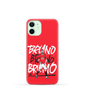 Bruno Fernandes Celebration Man UTD for Cool iPhone 12 Mini Case Cover