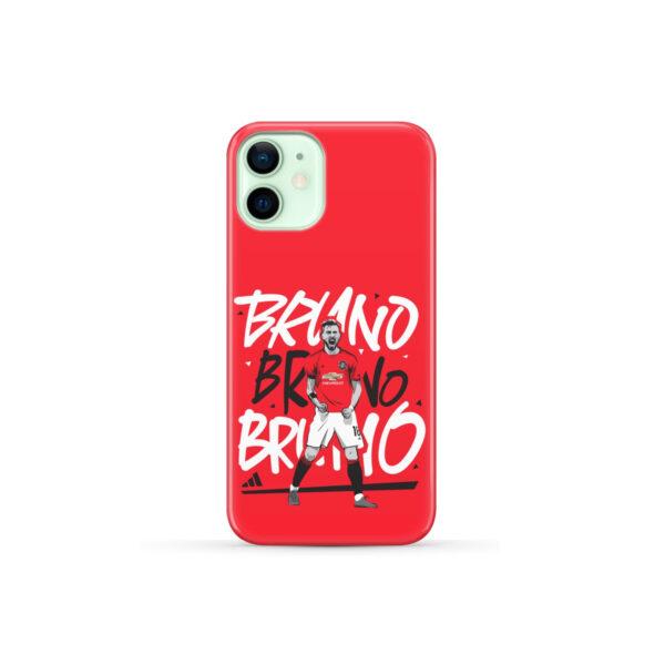 Bruno Fernandes Celebration Man UTD for Cool iPhone 12 Mini Case Cover