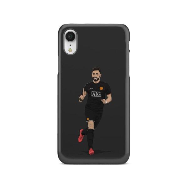 Bruno Fernandes Man UTD for Amazing iPhone XR Case Cover