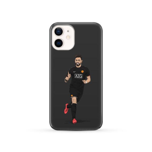 Bruno Fernandes Man UTD for Custom iPhone 12 Case Cover