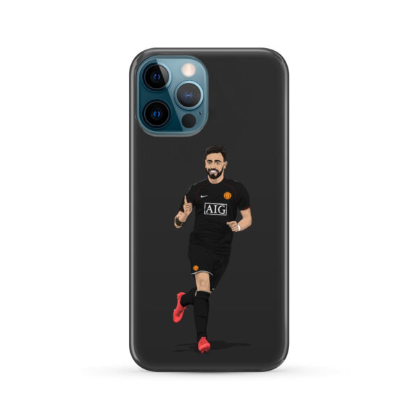 Bruno Fernandes Man UTD for Customized iPhone 12 Pro Max Case Cover