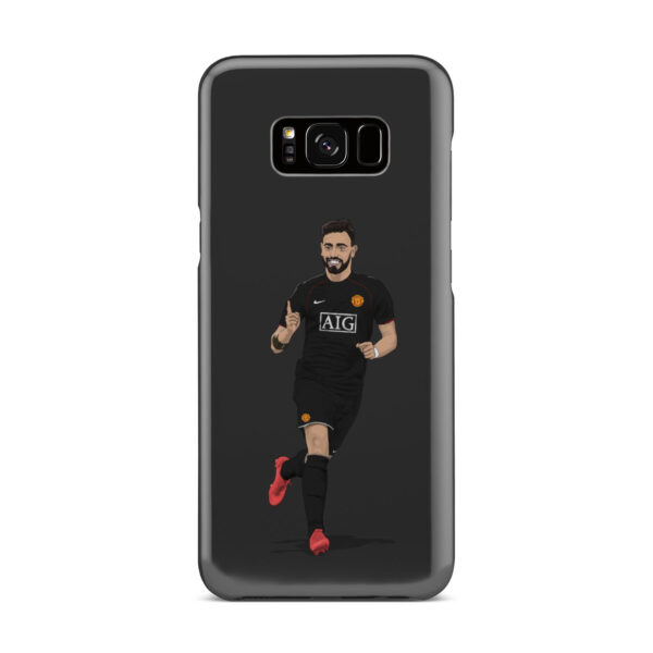 Bruno Fernandes Man UTD for Customized Samsung Galaxy S8 Plus Case