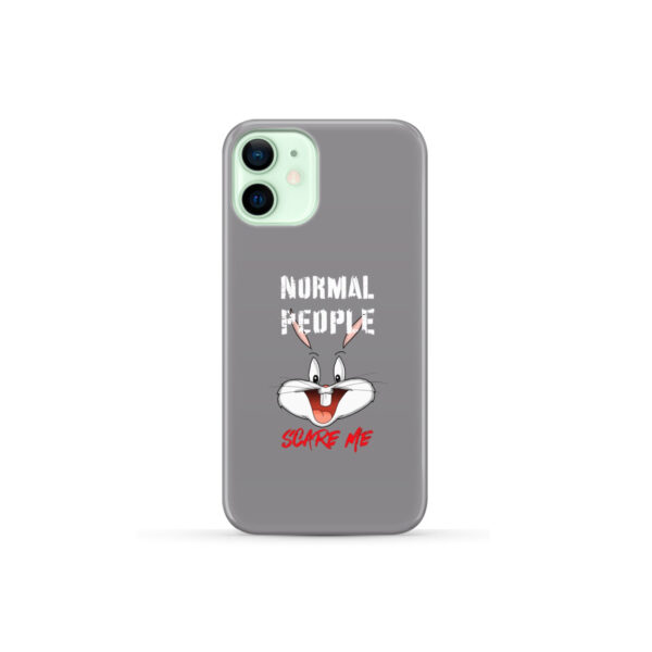 Bugs Bunny Characters for Personalised iPhone 12 Mini Case