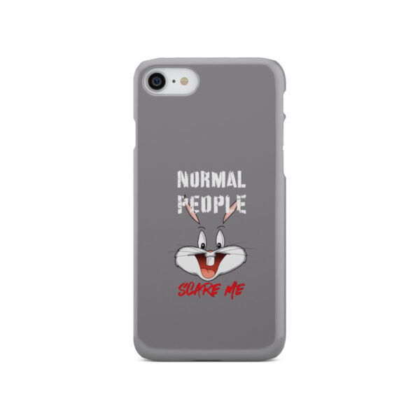 Bugs Bunny Characters for Personalised iPhone SE 2020 Case Cover