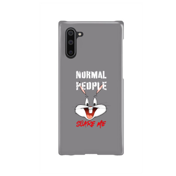 Bugs Bunny Characters for Personalised Samsung Galaxy Note 10 Case