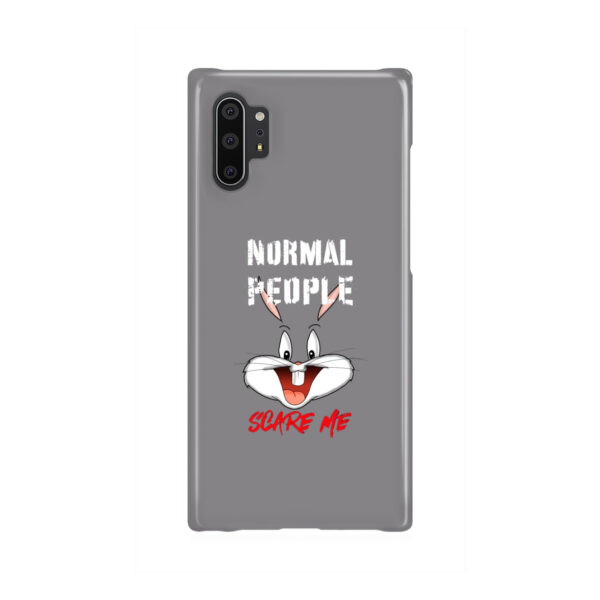 Bugs Bunny Characters for Personalised Samsung Galaxy Note 10 Plus Case Cover