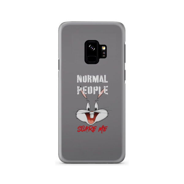 Bugs Bunny Characters for Premium Samsung Galaxy S9 Case Cover
