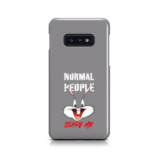 Bugs Bunny Face for Best Samsung Galaxy S10e Case Cover
