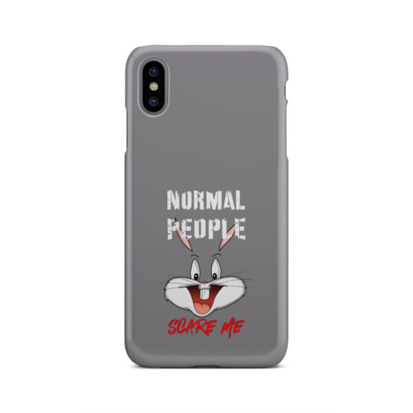 Bugs Bunny Face for Customized iPhone XS Max Case Cover