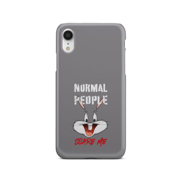 Bugs Bunny Face for Nice iPhone XR Case Cover