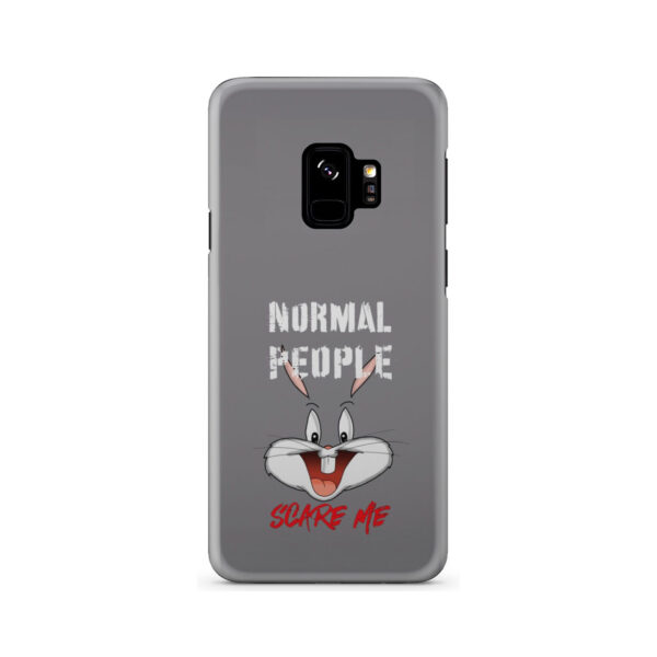 Bugs Bunny Face for Premium Samsung Galaxy S9 Case