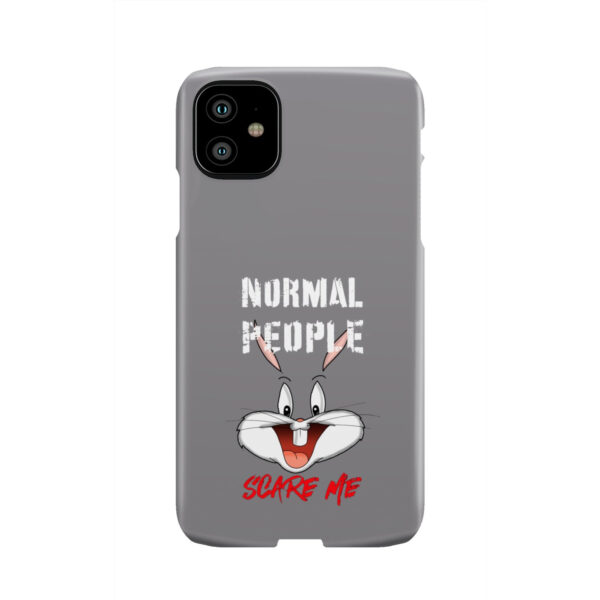 Bugs Bunny Face for Trendy iPhone 11 Case Cover