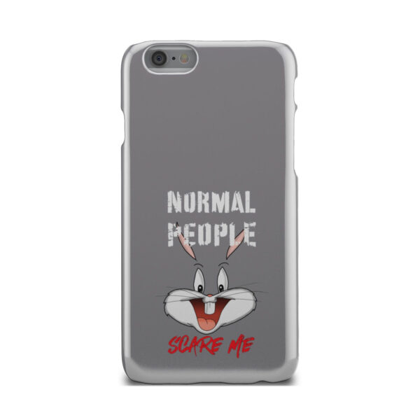 Bugs Bunny Face for Unique iPhone 6 Case Cover