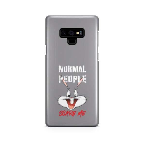 Bugs Bunny Face for Unique Samsung Galaxy Note 9 Case Cover