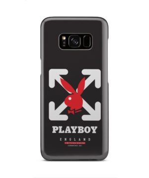 Bunny Rabbit Boy England for Customized Samsung Galaxy S8 Case Cover