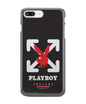 Bunny Rabbit Boy England for Cute iPhone 7 Plus Case