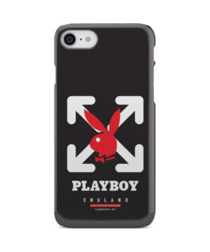 Bunny Rabbit Boy England for Newest iPhone 7 Case