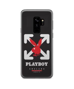 Bunny Rabbit Boy England for Newest Samsung Galaxy S9 Plus Case