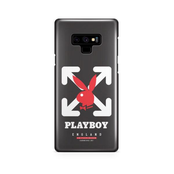 Bunny Rabbit Boy England for Stylish Samsung Galaxy Note 9 Case Cover