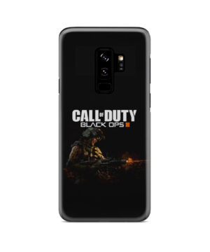 Call of Duty Black Ops for Best Samsung Galaxy S9 Plus Case Cover