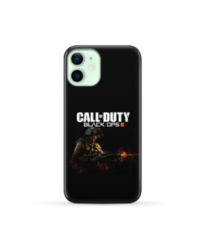 Call of Duty Black Ops for Custom iPhone 12 Mini Case Cover
