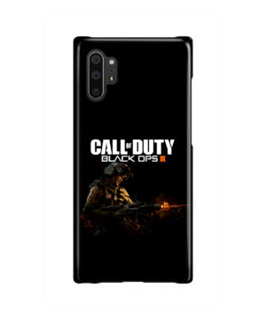 Call of Duty Black Ops for Custom Samsung Galaxy Note 10 Plus Case
