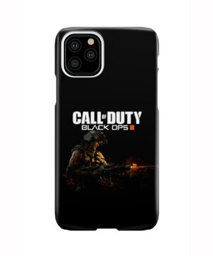 Call of Duty Black Ops for Customized iPhone 11 Pro Case