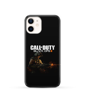 Call of Duty Black Ops for Newest iPhone 12 Case Cover