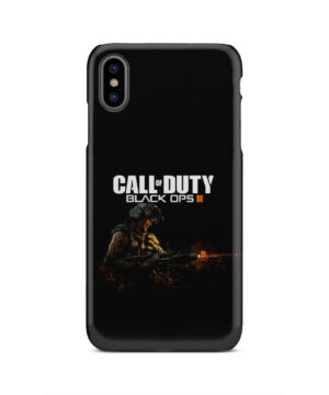 Call of Duty Black Ops for Nice iPhone XS Max Case