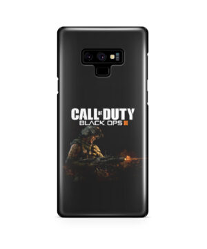Call of Duty Black Ops for Nice Samsung Galaxy Note 9 Case