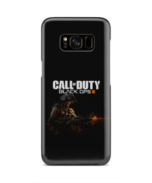 Call of Duty Black Ops for Nice Samsung Galaxy S8 Case Cover