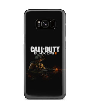 Call of Duty Black Ops for Personalised Samsung Galaxy S8 Plus Case