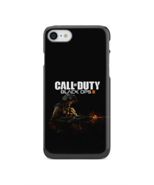 Call of Duty Black Ops for Premium iPhone SE 2020 Case Cover
